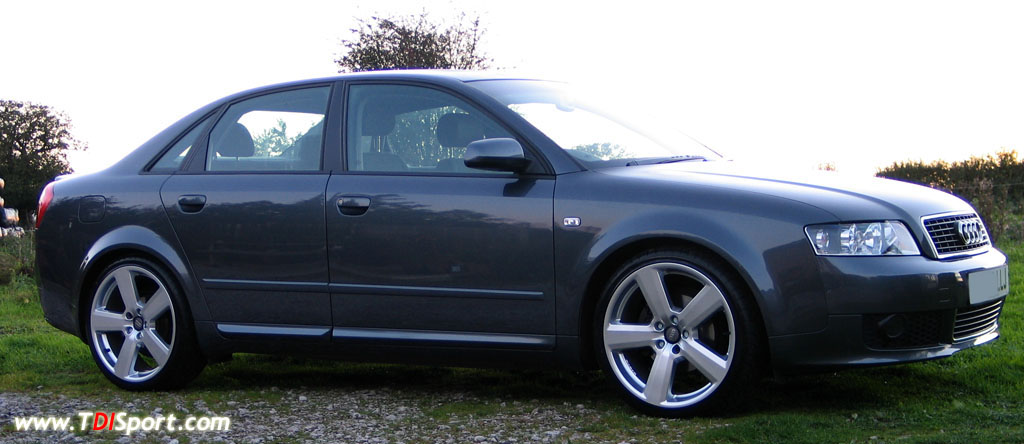 Diesel Audi A4 Sport With 19 Quot Rs6 Alloy Wheels