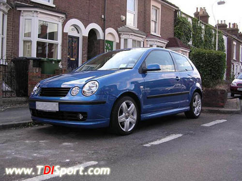 Dino Vw Lupo 1 4 Tdi Tdisport Diesel Car Owners Club