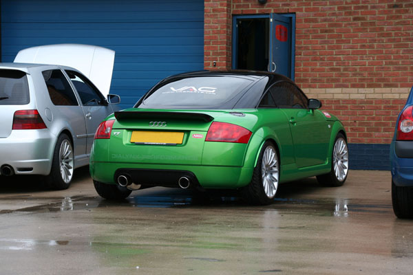 Audi TT TDI conversion - TDIClub Forums