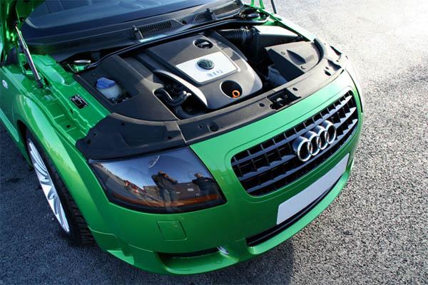 Duckman808 180 Bhp Biodiesel Audi Tt Tdisport Diesel