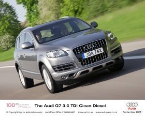 Audi Clean Diesel Q7