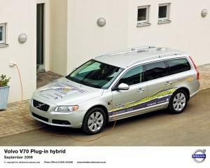 Volvo Diesel Hybrid