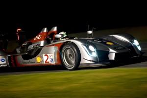 Diesel Audi R15 Le Mans