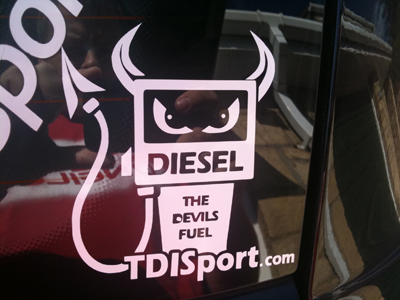 TDISport Devils Fuel