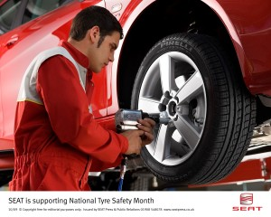 TDISport Tyre Safety
