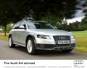Audi A4 Allroad TDI