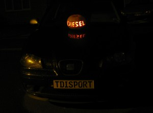 TDISport Pumpkin