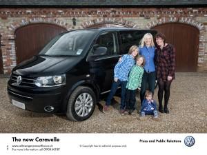 Diesel VW Caravelle