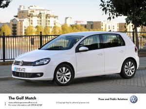 Diesel VW Golf Match TDI