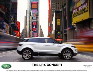 Diesel Land Rover LRX