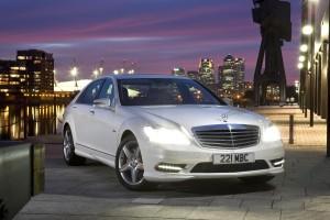S Class Diesel Best Luxary Car